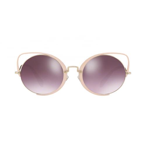 نظارة شمسية مستديرة من ميوميو للنساء - MU51TS