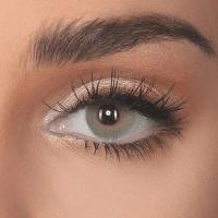 عدسات ملونة طبيعية اكزوتيك من بيوتيس - رمادي