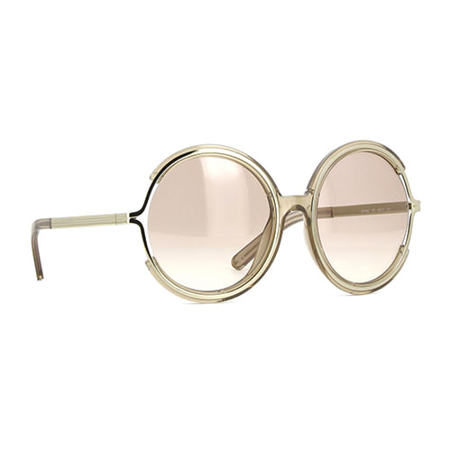 نظارة شمسية جامي بني من كلوي للنساء - CE708S