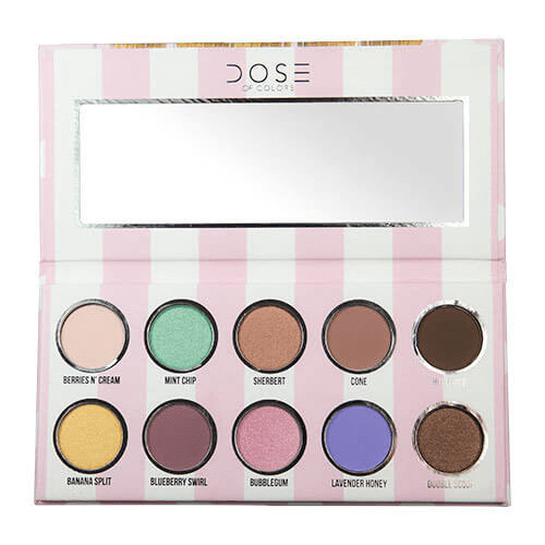 Dose of Colors Eyes Cream Palette - Limited Edition