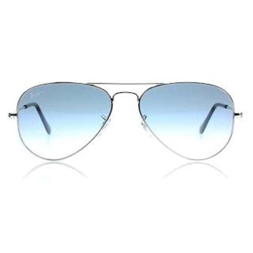 نظارة شمسية افياتور أزرق من راي بان - RB3025