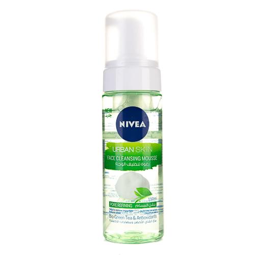 رغوة لتنظيف الوجه من نيفيا - 150مل