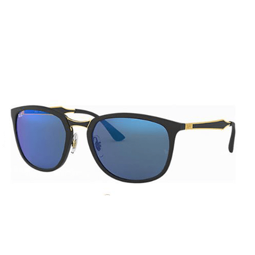 نظارة شمسية مربعة أزرق من راي بان - RB4299