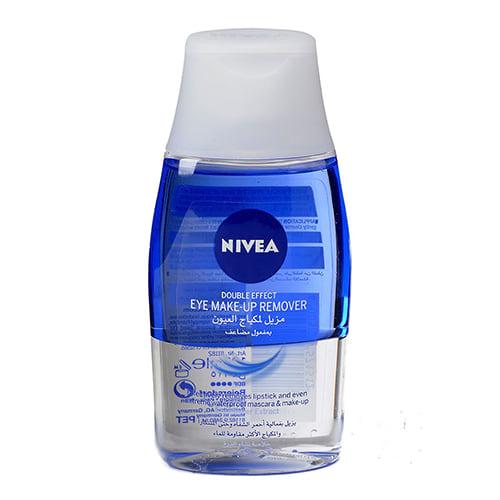 b2311a471 مزيل مكياج العيون بمفعول مضاعف من نيفيا - 125 مل