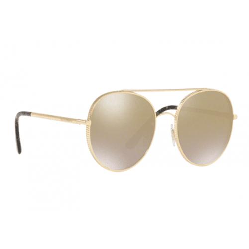 نظارة شمسية مستديرة من دولتشي اند جابانا للنساء - DG2199