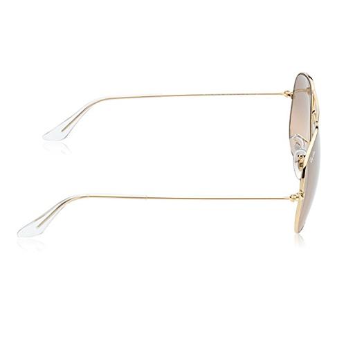 نظارة شمسية افياتور بني فاتح من راي بان - RB3025
