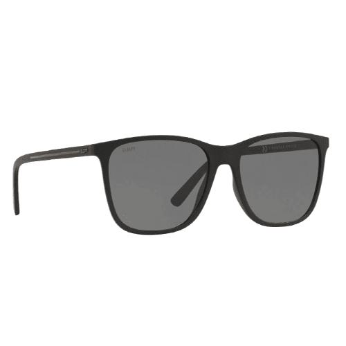 d98d7bf57 Ralph Lauren. نظارة شمسية بإطار اسود من رالف لورين للرجال ...