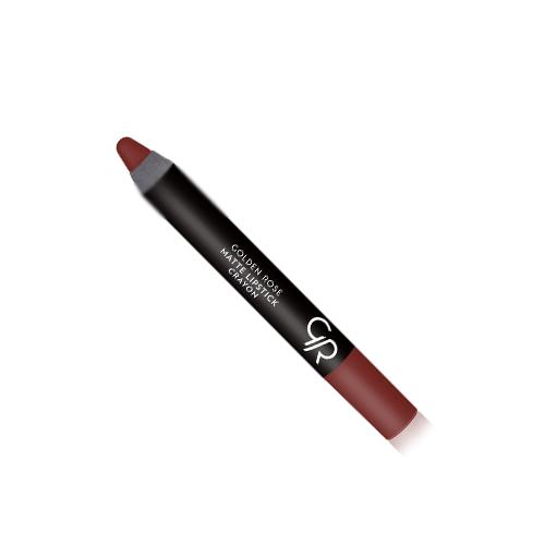 احمر شفاه مطفي من جولدن روز - 01