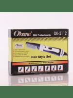 مجموعة 7 قطع تصفيف الشعر من اوكيما - OK2112