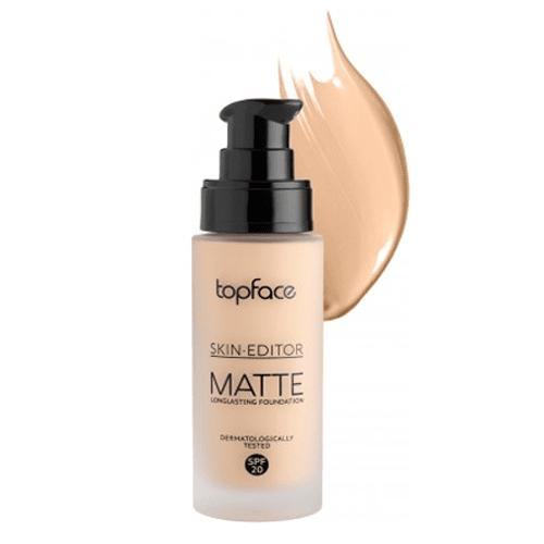 Topface Skin Editor Matte Foundation | Niceone