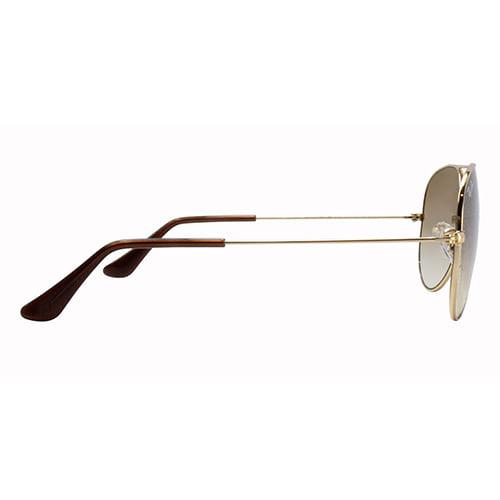نظارة شمسية افياتور بني متدرج من راي بان - RB3025