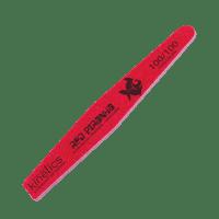 مبرد الأظافر البيرنا الحمراء من كنتكس - 100/100