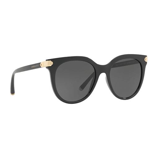 نظارة شمسية  مستديرة من دولتشي اند جابانا للنساء - DG6117