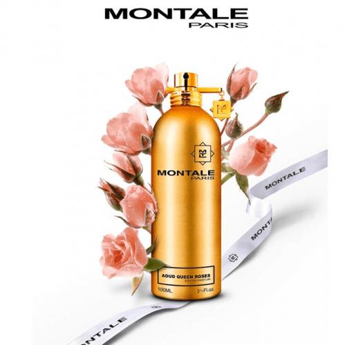 Montale Oud Queen Rose For Women - Eau de Parfum | Niceone