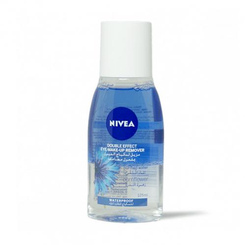 مزيل مكياج العيون بمفعول مضاعف من نيفيا - 125 مل