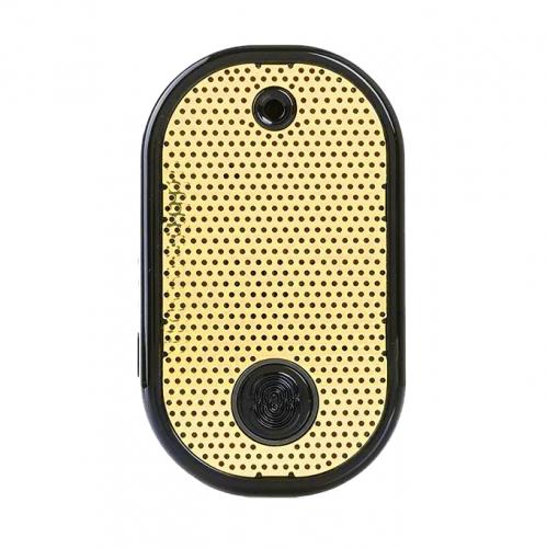 جهاز بخور ذكي مع كبسوله بخور كمبودي من مبخرة - اسود -N-258